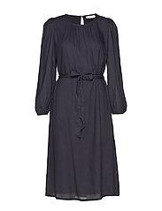 Mistie Dress - DARK BLUE