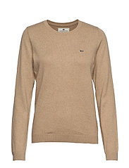 Marline Sweater - BEIGE MELANGE