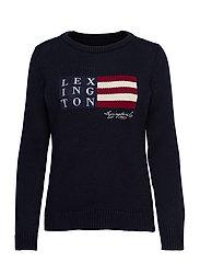 Lova Sweater - DARK BLUE