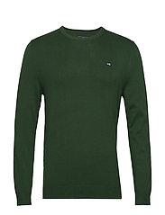 Bradley Crew Neck Sweater - GREEN