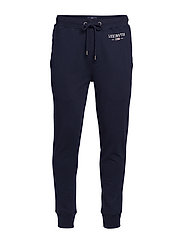 Ivan Track Pants - DARK BLUE