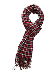 Massachusetts Scarf - MULTI CHECK