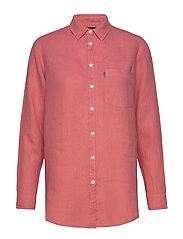 Isa Linen Shirt - PINK