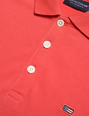 Lexington Clothing - Jess Pique Polo Shirt - pikeepaidat - red - 2