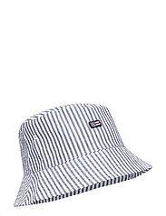 Bridgehampton Seersucker Bucket Hat - BLUE/WHITE STRIPE