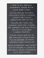 Lexington Clothing - Edith Denim Shirt - jeansblouses - dark blue denim - 3
