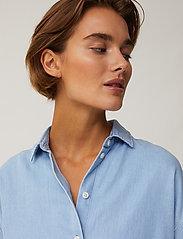 Lexington Clothing - Edith Denim Tencel Shirt - jeanshemden - lt blue denim - 5