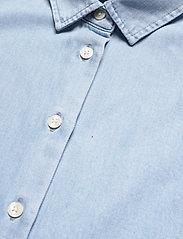 Lexington Clothing - Edith Denim Tencel Shirt - jeanshemden - lt blue denim - 3