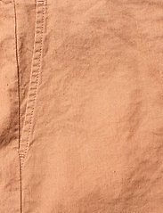 Lexington Clothing - Juliana Linen Blend Shorts - chino shorts - brown - 5