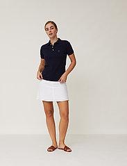 Lexington Clothing - Jess Pique Polo Shirt - polohemden - dark blue - 0