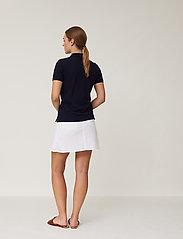 Lexington Clothing - Jess Pique Polo Shirt - polohemden - dark blue - 3