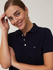Lexington Clothing - Jess Pique Polo Shirt - polohemden - dark blue - 4