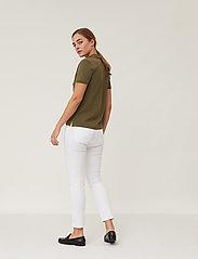 Lexington Clothing - Jess Pique Polo Shirt - polohemden - green - 3