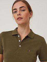 Lexington Clothing - Jess Pique Polo Shirt - polohemden - green - 4