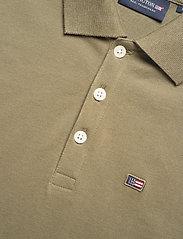 Lexington Clothing - Jess Pique Polo Shirt - polohemden - green - 5