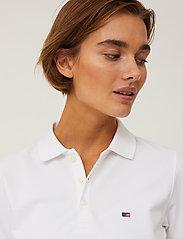 Lexington Clothing - Jess Pique Polo Shirt - polohemden - white - 4