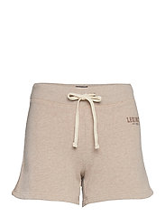 Naomi Shorts - LIGHT BROWN MELANGE