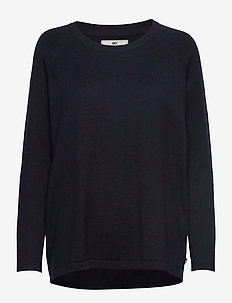 Lea Sweater - DARK BLUE