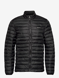 Ted Jacket - fodrade jackor - black