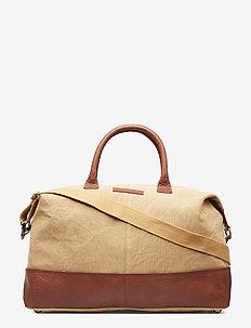 Sommerville Weekend Bag - BEIGE