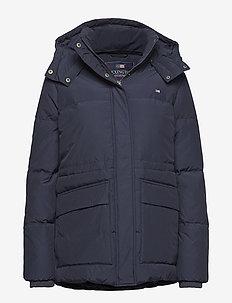 Emma Down Jacket - DEEPEST BLUE