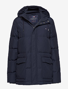 Dave Down Jacket - DEEPEST BLUE