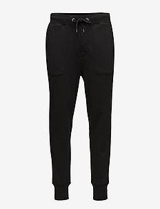 Job Jersey Track Pants - CAVIAR BLACK