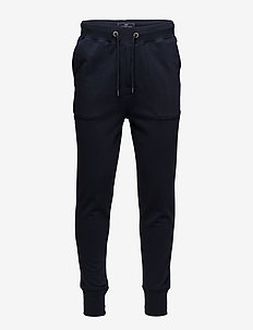 Job Jersey Track Pants - DEEPEST BLUE