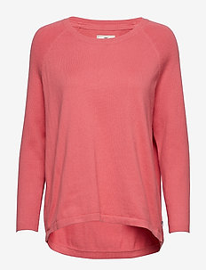 Lea Sweater - VINTAGE RED