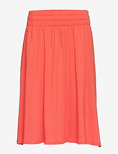 Jenni Jersey Skirt - PAPRIKA RED