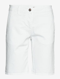 Mary Shorts - BRIGHT WHITE