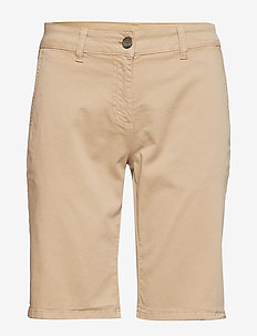 Mary Shorts - LARK LIGHT BEIGE