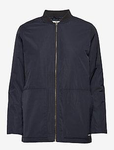 Eily Jacket - DARK BLUE