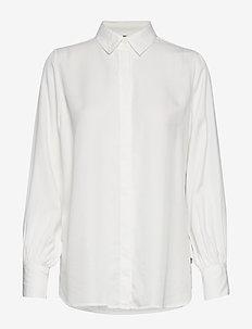 Isolde Lyocell Shirt - WHITE