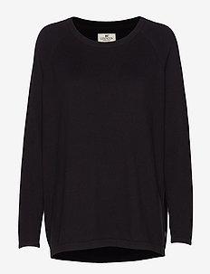 Lea Sweater - BLACK
