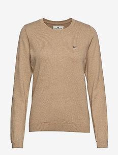 Marline Sweater - BEIGE MELANGE