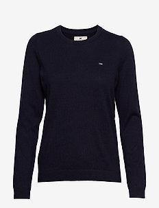 Marline Sweater - DARK BLUE