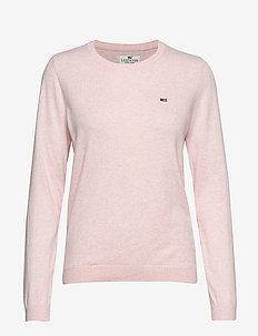 Marline Sweater - PINK MELANGE