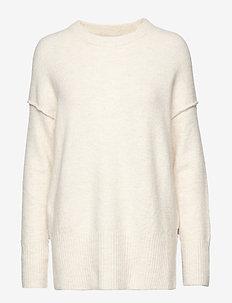 Eleonora Sweater - WHITE