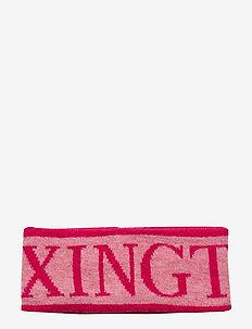 Harper Headband - opaski na głowę - pink