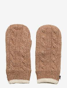 Tyler Mittens - handschoenen - beige