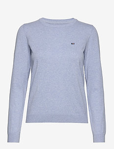 Marline Sweater - LIGHT BLUE MELANGE