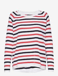 Lea Sweater - pulls - multi stripe
