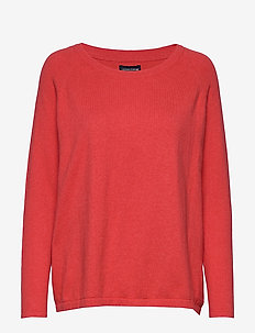 Lea Sweater - swetry - red