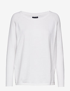 Lea Sweater - swetry - white