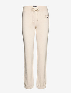 Jenna Pants - LIGHT BEIGE MELANGE