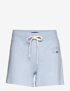 Naomi Shorts - LIGHT BLUE MELANGE