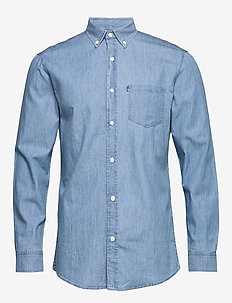Clive Shirt - LT BLUE DENIM