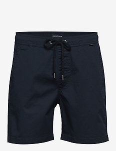 Clifford Shorts - krótkie spodenki - dark blue