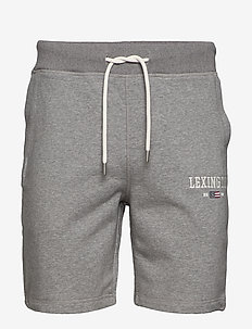 James Jersey Shorts - GRAY MELANGE